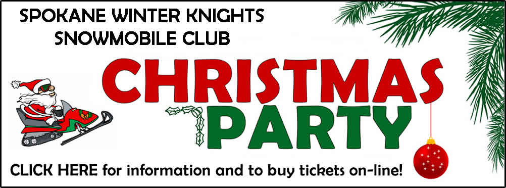 Spokane Winter Knights Christmas Party