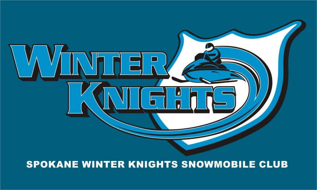 Winter Knights Snowmobile Club Logo