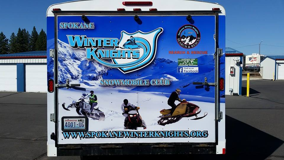 Spokane Winter Knights Search & Rescue