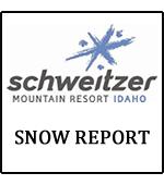 Schweitzer Mountain Resort Snow Report