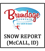 Brundage Mountain Snow Report McCall, Idaho