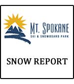 Mt. Spokane Ski & Snowboard Park Snow Report