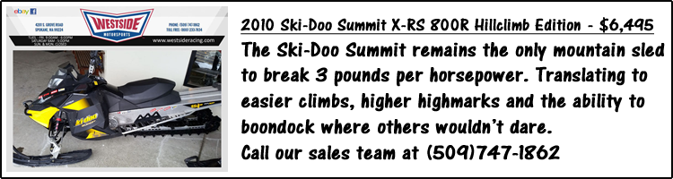 2010-ski-doo-summit-x-rs-800r-hillclimb-edition-westside-motorsports for sale