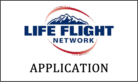 Life Flight Network Membership Application