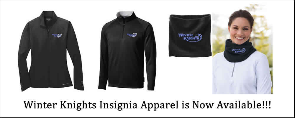 Spokane Winter Knights Insignia Apparel