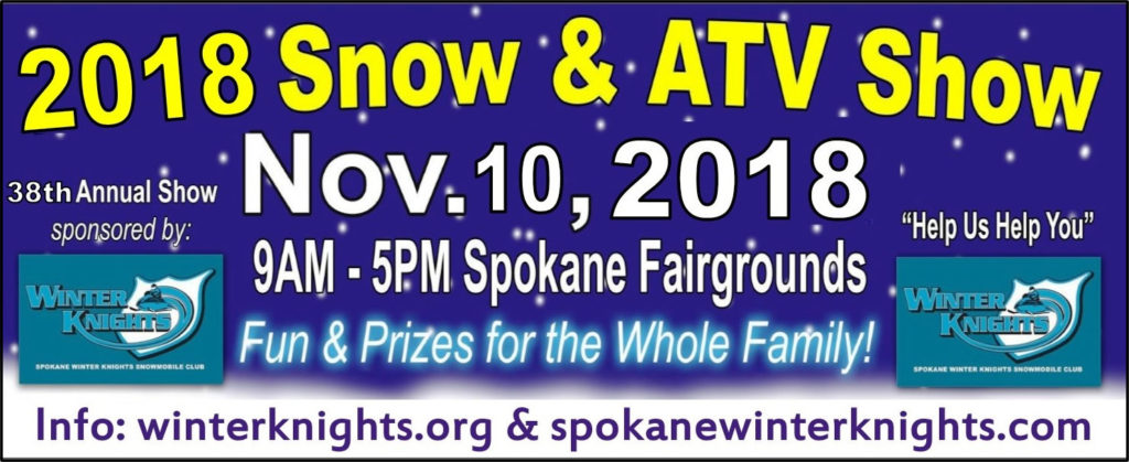 Spokane Winter Knights Snow & ATV Show