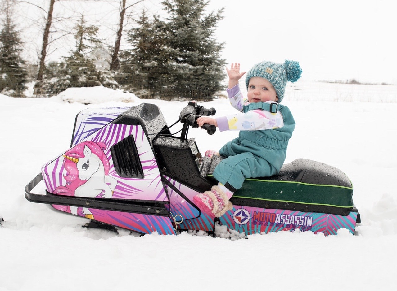 Spokane Winter Knights Snowmobile Club Picture of the Month