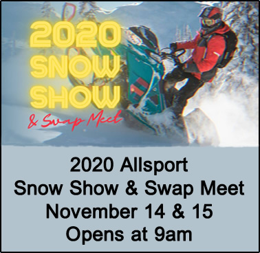 Allsports 2020 Snow Show and Swap Meet